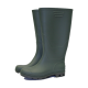 Original Full Length Wellington Boots Green Size 10