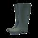 Original Full Length Wellington Boots Green Size 4