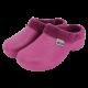 Fleecy Cloggies Raspberry Size 5