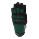 Deluxe Ultimax Gloves Green - Large