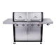 Char-Broil Professional 4600S - Double Header